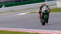 Superbike, Sykes è il più rapido nei test a Misano