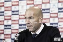 """Zidane exalta empate no El Clásico:""""Quando se joga com coração, as coisas acontecem"""""""