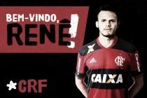 Flamengo anuncia contratação do lateral Renê, ex-Sport