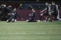 PSG domina do início ao fim e goleia Barcelona com dois do aniversariante Di María