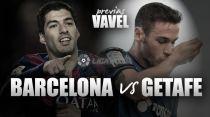 FC Barcelona - Getafe CF: equilibrismo sin red
