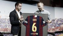 """Xavi: """"Valdés y Puyol merecían una despedida mejor"""""""