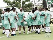 Goiás recebe Rio Verde na Serrinha depois de empate na primeira rodada