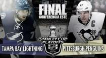 Tampa Bay Lightning - Pittsburgh Penguins: dos equipos lanzados a por la Stanley