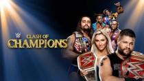 Cartelera WWE Clash Of Champions