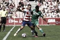 David Barral rescinde su contrato con el Granada CF