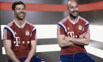 Former Liverpool stars Xabi Alonso and Pepe Reina relishing Anfield return