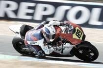 AlanTechergana en Jerez derrotando al Campeón de Europa