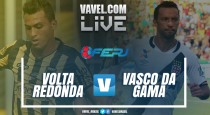 Jogo Volta Redonda x Vasco no Campeonato Carioca 2017 (1-0)