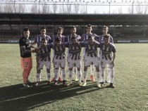 El Burgos supera al Real Valladolid en un encuentro amistoso