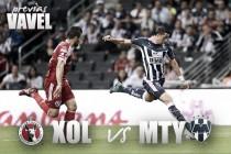 Previa Xolos - Monterrey: a enderezar el camino