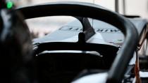 Fernando Alonso y Lewis Hamilton probarán el halo en el GP Singapur