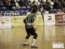 Isi seguirá luchando con Raúl por la portería del Cartagena FS