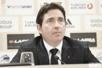 Xavi Pascual: ''Estamos contentos, ha sido un partido bastante completo''