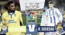Resumen UD Las Palmas 0-1 Real Sociedad en La Liga 2017