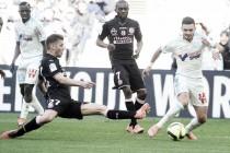 El descenso de la Ligue 1, al rojo vivo