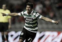 Montero anotó doblete en la goleada del Sporting en la Copa de Portugal