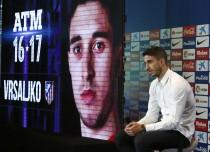 """Vrsaljko: """"Le prometo a la afición que voy a darlo todo sobre el terreno de juego"""""""