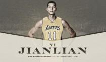 Talento chino para los Lakers