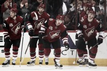 Arizona Coyotes' lineup after possible trades