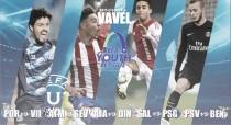 Previa octavos de final Youth League: vida o muerte con los cuartos en juego