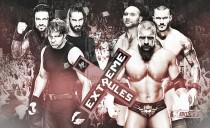 Vista al pasado: The Shield vs Evolution, Extreme Rules 2014