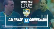 Resultado Caldense x Corinthians na Copa do Brasil 2017 (0-1)