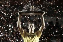 Thiem logra el primer título de la temporada