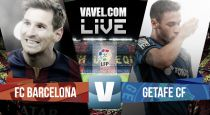 En vivo: FC Barcelona vs Getafe online 2015 (6-0)