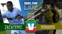 Resultado del Zacatepec 0-0 Dorados del Ascenso MX 2017