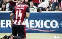 "Ángel Zaldívar: ""Yo alzo la mano para ser delantero de Chivas"""