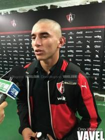 """Edgar Zaldívar: """"Me voy triste por la expulsión"""""""