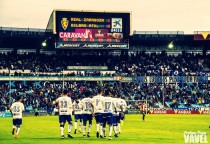 Real Zaragoza - Bilbao Athletic: puntuaciones del R. Zaragoza, jornada 37