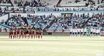 Recreativo - Real Zaragoza:el nuevo Real Zaragoza se pone en marcha