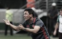 Zé Ricardo exalta superação do time diante do Palmeiras e explica saída de Diego