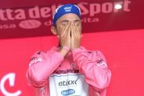 """Gianluca Brambilla: """"Me veo extraño con la maglia rosa"""""""