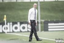 """Zinedine Zidane: """"Cristiano está descartado para la Supercopa"""""""