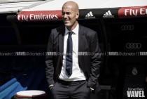 """Zinedine Zidane: """"No vamos a arriesgar con Cristiano y Bale"""""""