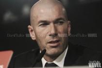 """Zinedine Zidane: """"Con la cabeza fría hemos conseguido los tres puntos"""""""