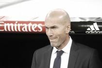 "Zinadine Zidane: ""We didn't start with intensity"""
