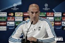 """Zidane: """"Nos merecemos estar en la final porque hemos trabajado mucho"""""""
