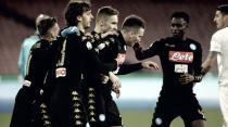 Coppa Italia 2016/17 - Tris Napoli allo Spezia: decidono Giaccherini e Gabbiadini