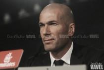 """Zinedine Zidane: """"No hemos ganado nada, pero tenemos que seguir así"""""""