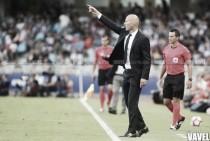 """Zinedine Zidane: """"Si no metemos intensidad tendremos dificultades"""""""
