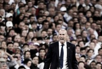 Zidane reclama das chances desperdiçadas e diz que faltou cabeça ao Real Madrid