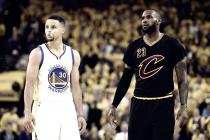 LeBron y Curry destapan el tarro de las esencias