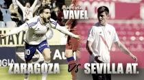 Previa Real Zaragoza - Sevilla Atlético: nueva oportunidad para alejarse de la zona de peligro