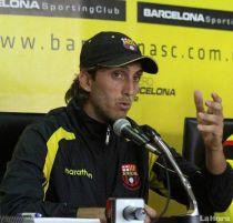 Zubeldía es el nuevo técnico de Liga de Quito