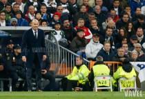 """Zidane: """"Podemos hacer grandes cosas si trabajamos como un equipo"""""""