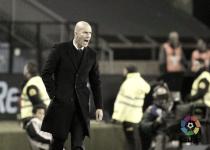 """Zidane: """"No bajamos los brazos, hicimos un gran partido hasta el final"""""""